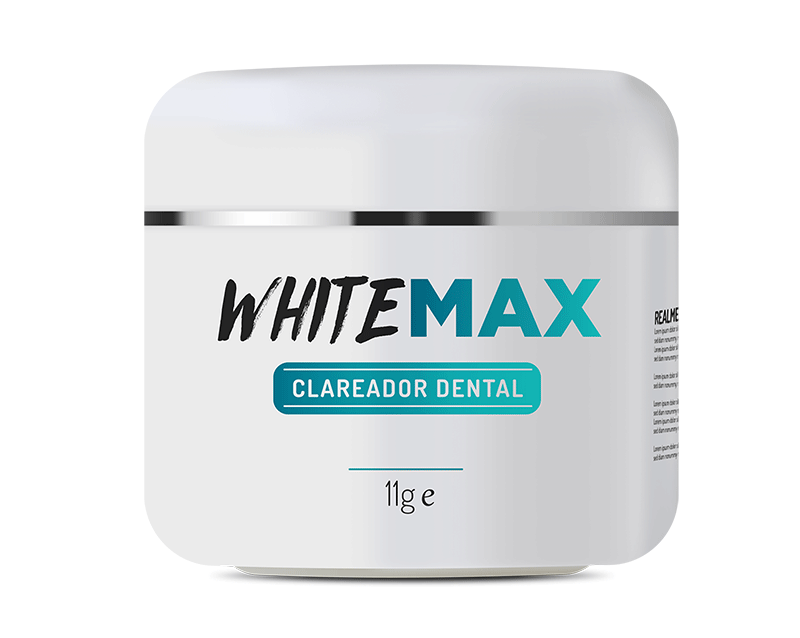 Whitemax Clareador Dental 100 Natural White Max